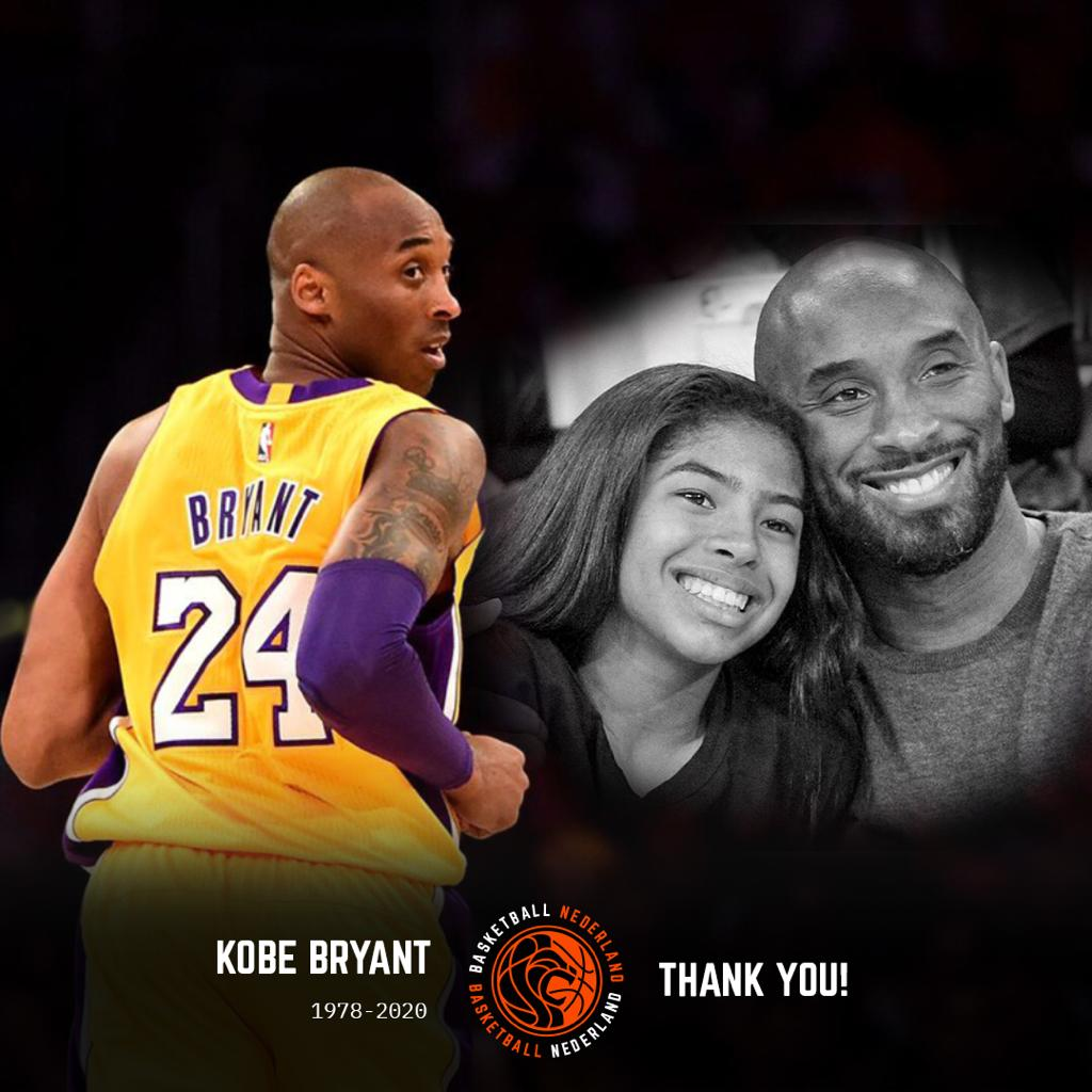Kobe Bryant 1978 – 2020